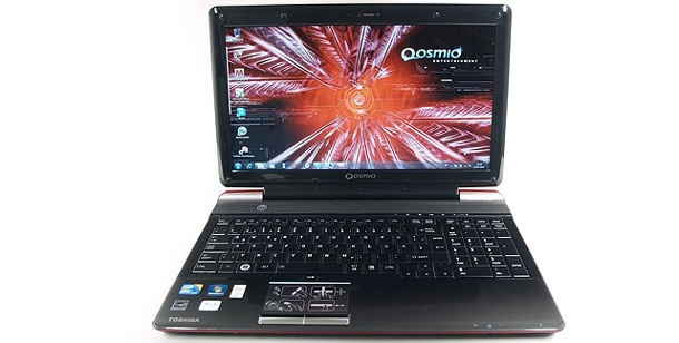 . Multimedia-Notebook im Test: Toshiba Qosmio F60-10X (Foto: pcwelt)