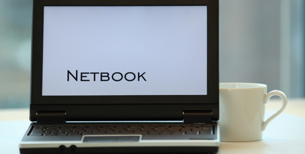 Notebook oder Netbook: Das Display. Netbook