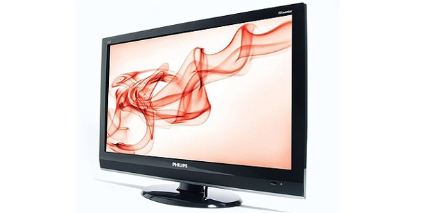 Philips 231T1 -  23 Zoll LCD-Fernseher im Test.  (Foto: pcwelt)