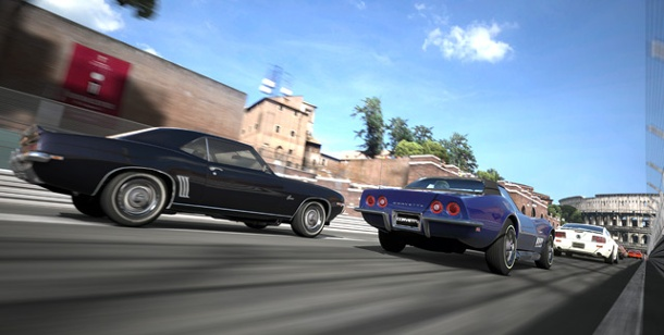"Gran Turismo 5: Sony bastelt am ""Photo Stream""-Update. Gran Turismo 5 (Bild: Sony)"