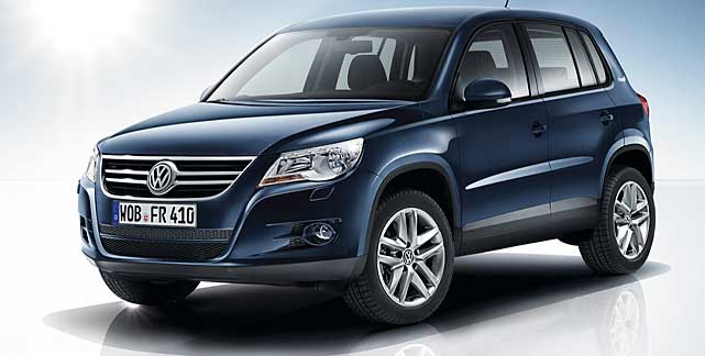 neues sondermodell vw tiguan freestyle. Black Bedroom Furniture Sets. Home Design Ideas