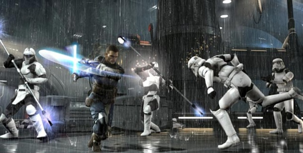 """Star Wars - Force Unleashed 2"": Vorbestell-Aktionen angekündigt. Star Wars The Force Unleashed 2 von Lucas Arts"
