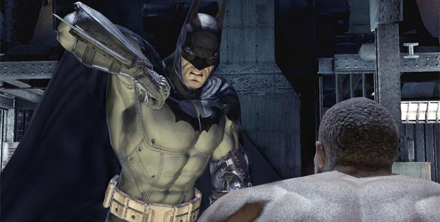 batman arkham city neues batman spiel angek ndigt. Black Bedroom Furniture Sets. Home Design Ideas