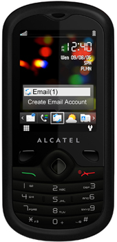 Alcatel OT-606 Chat