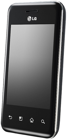 LG Electronics Optimus Chic Ansicht 1