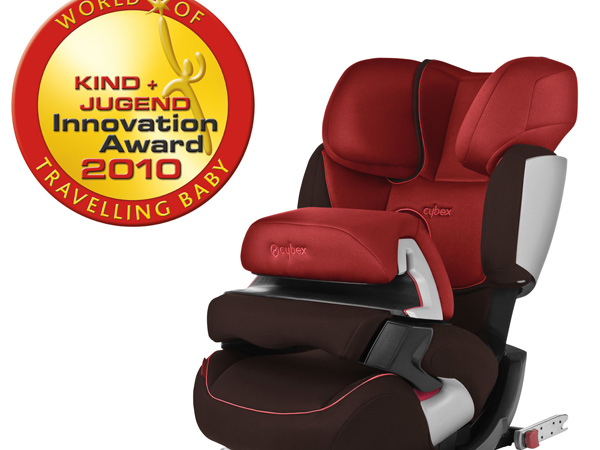 Cybex Kindersitz Pallas - Gewinner des Innovation Award 2010.