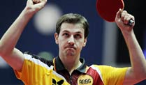 Timo Boll: Angriff auf China. Timo Boll hat noch große Pläne. (Foto: imago)