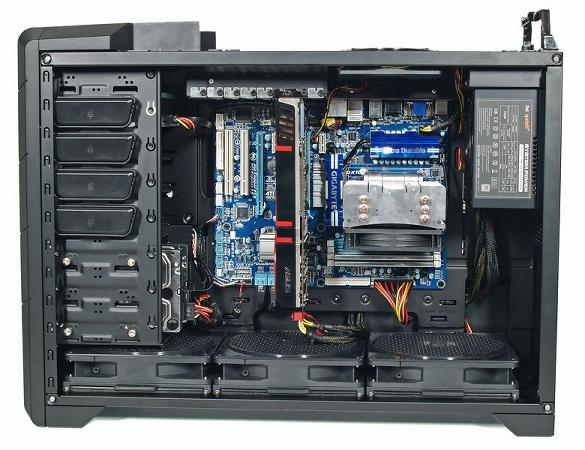 Ultraforce X6 1090T - ATI HD5870 SATA3 (Quelle: PC-Welt)
