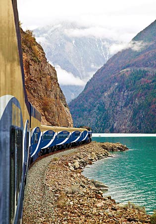 Kanada: Rocky Mountaineer (Foto: Rocky Mountaineer)