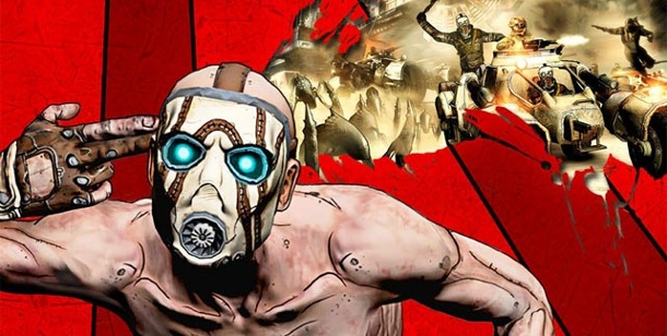 "Gearbox kündigt Ego-Shooter ""Borderlands 2"" an. Borderlands (Bild: 2K Games)"