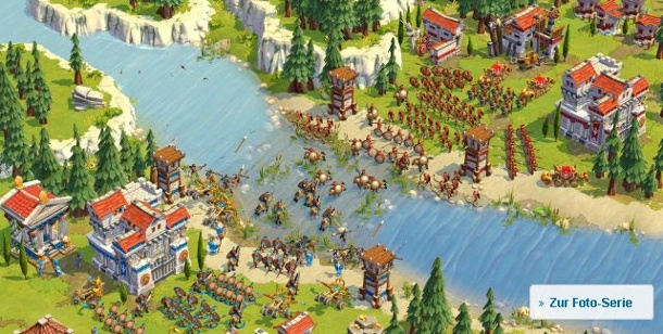 "Spieletest ""Age of Empires"": Online Strategiespiel für PC von Microsoft. Age of Empires Online Strategiespiel von Microsoft für PC"