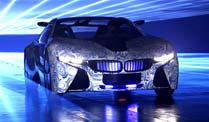 BMW Vision Efficient Dynamics: Das Traumschiff. BMW Vision Efficient Dynamics (Foto: press-inform)