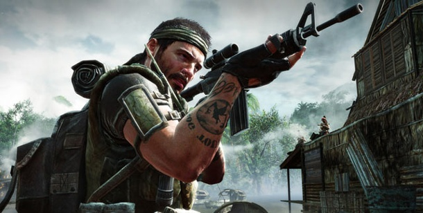 """Call of Duty"": Gerüchte um Space-Shooter. Call of Duty: Black Ops (Bild: Activision)"