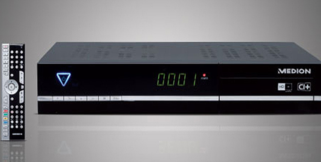 medion life p24006 hd sat receiver bei aldi im test. Black Bedroom Furniture Sets. Home Design Ideas