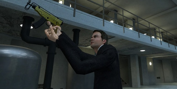 "Ego-Shooter ""Goldeneye 007"": Kostenlose PC-Adaption. Golden Eye: Source (Bild: Nintendo / Moddb)"