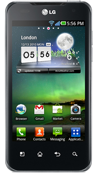 LG Electronics P990 Optimus Speed