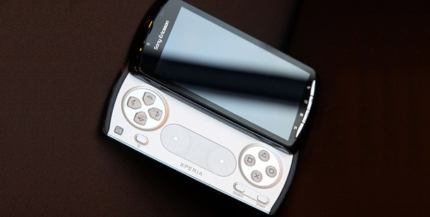 """Playstation Phone"" von chinesischer Website enthüllt?. Playstation Phone von Sony Ericsson (Bild: IT168.com)"