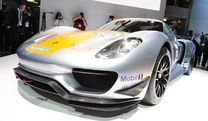 Porsches Hybrid-Wunder begeistert Detroit (Screenshot: United Pictures)