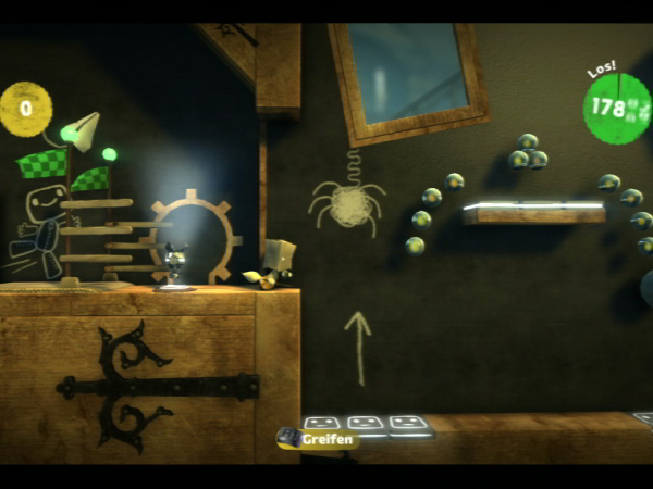 Little Big Planet 2 Jump'n'Run von Sony für PS3