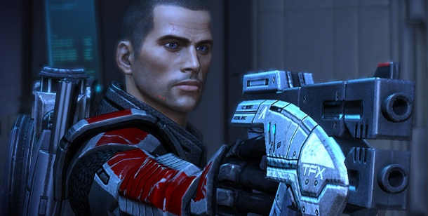 Aktion: EA verschenkt Mass Effect 2 an Dragon Age 2-Käufer. Mass Effect 2 für PS3 (Bild: EA)