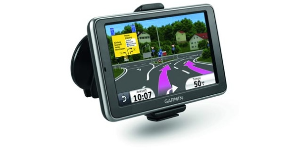 garmin n vi 2460lt navigationsger t mit 5 zoll display. Black Bedroom Furniture Sets. Home Design Ideas