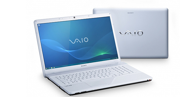 sony vaio vpc ec3l1e wi 17 zoll notebook im test. Black Bedroom Furniture Sets. Home Design Ideas