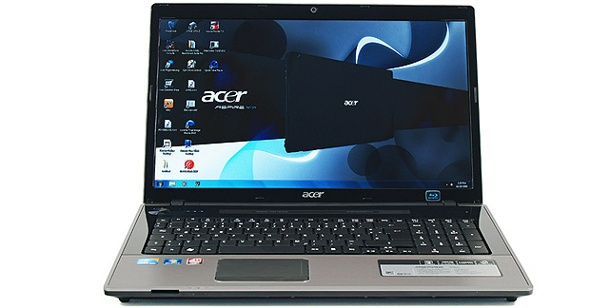 Acer Aspire 7745g 17 Zoll Notebook Im Test