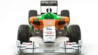 Das ist der neue Force-India-Bolide VJM04 (Foto: Force India)
