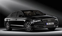 Audi bringt gepanzerte Version vom A8. Audi A8 L Security (Foto: Audi)