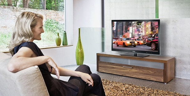 led tv im test fernseher mit 40 zoll und 42 zoll. Black Bedroom Furniture Sets. Home Design Ideas