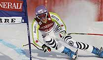 Ski-Weltcup: Maria Riesch triumphiert in Are . Maria Riesch beim Slalom in Are. (Foto: Reuters)