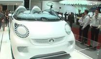 "Studie ""Forspeed"" von Smart auf Genfer Autosalon 2011 (Screenshot: United Pictures)"