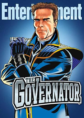 """""""The Governator"""" (Foto: Entertainment Weekly)"""