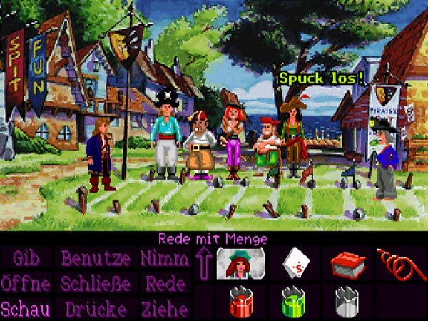 Soundtrack in Spielen: Secret of Monkey Island 2 (Bild: Lucas Arts)