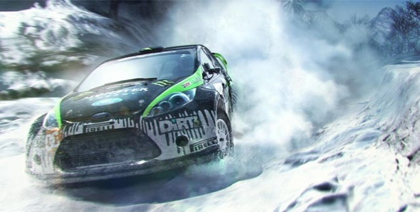 """Showdown"": Codemasters bringt neues ""Dirt""-Rennspiel. Dirt 3 (Quelle: Codemasters)"