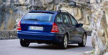 mercedes c klasse w203 im gebrauchtwagen check. Black Bedroom Furniture Sets. Home Design Ideas