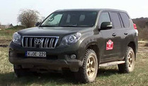 Toyota: Land Cruiser 150 (Screenshot: Car news)
