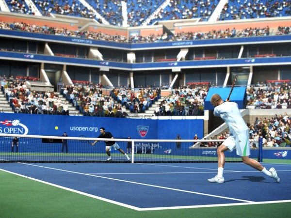 Top Spin 4 Tennisspiel (Bild: 2K Games)