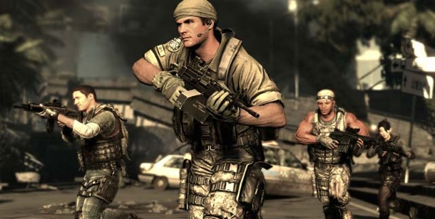 """Socom: Special Forces"" - Game, Move-Controller und mehr zu gewinnen!. Socom: Special Forces (Quelle: Sony)"