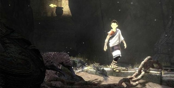 Sony: The Last Guardian ist nicht gestoppt. The Last Guardian (Quelle: Team Ico)