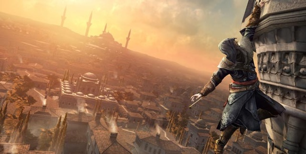 """Assassin's Creed 3"": Start frei ab Oktober. Assassin's Creed: Revelations (Quelle: Ubisoft)"