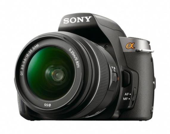 Platz 5: Sony Alpha A380 (Quelle: pc-welt.de)
