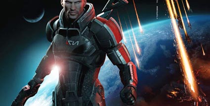 Mass Effect 3: Electronic Arts schickt Kopien ins All. Mass Effect 3 (Quelle: Bioware)