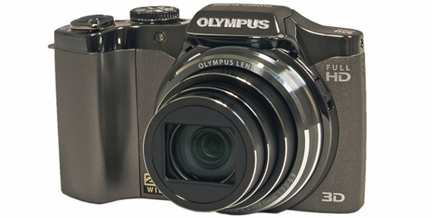 Olympus SZ-30MR: Digitalkamera im Test. Olympus SZ-30MR im Test (Foto: pcwelt) (Quelle: pc-welt.de)