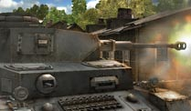 "Free2Play-MMOG ""World of Tanks"" meldet drei Millionen User. World of Tanks (Bild: Wargaming.net)"