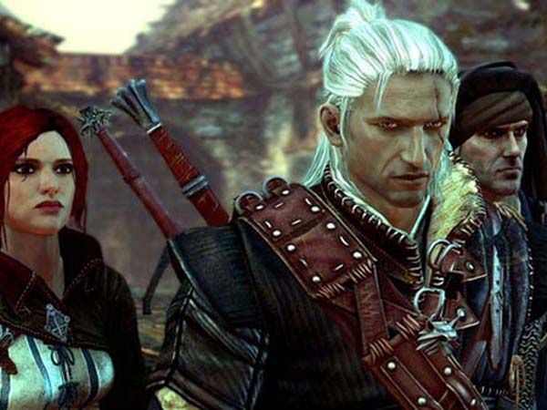 The Witcher 2: Assassins of Kings Action-Rollenspiel (Bild: Namco Bandai)