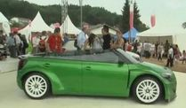 Skoda Fabia RS 2000 auf GTI-Treffen in Reifnitz. (Screenshot: United Pictures)