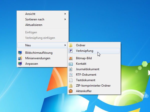 Windows: Lautstärke per Taste einstellen (Screenshot: t-online.de)