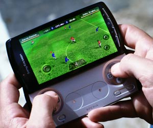 "Playstation-Handy ""Xperia Play"": Die Smartphone-Spielkonsole im Test bei wanted.de. Xperia Play (Bild: Sony Ericsson)"