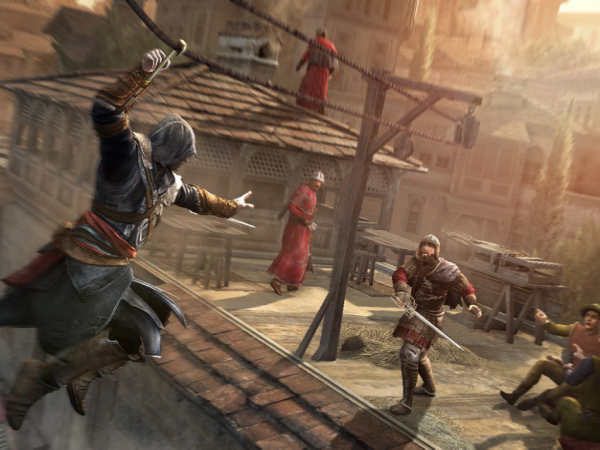 Assassin's Creed Revelations Action-Adventure von Ubisoft für PC, PS3 und Xbox 360